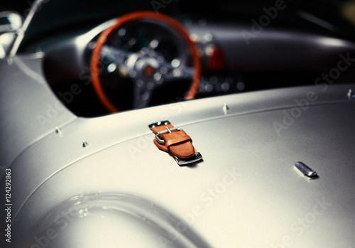 Oldtimer Sportwagen, Rennauto sechziger / siebziger Jahre