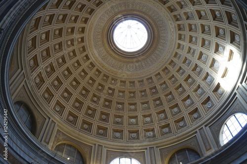 Fotografie, Obraz  Pantheon Dome