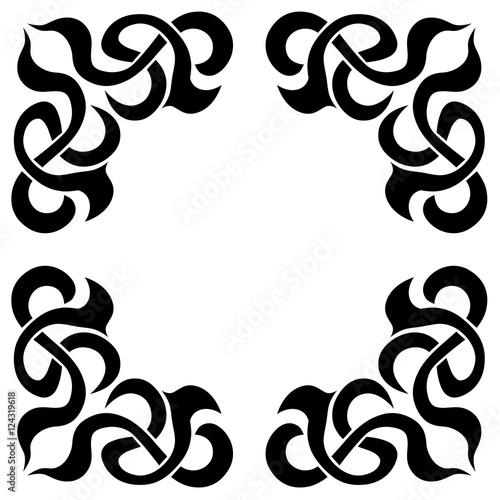 141cc091c vector art - Tattoo Sun, Flame Tribal Design Vector Art - Buy this ...