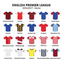 English Premier League 2016...