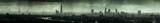 Fototapeta Londyn - London Skyline in the rain