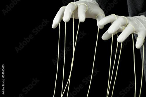 Fotografie, Obraz  Control concept