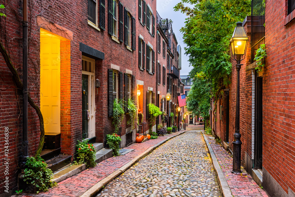 Fototapety, obrazy: Boston, Massachusetts, USA