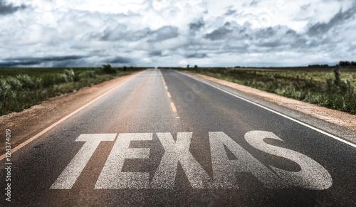 Poster Texas Texas