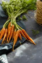 MIni Carrots Handpicked