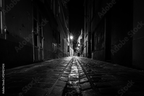 Photo  rue de Montmartre
