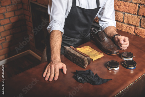 repair tools for leather of shoes