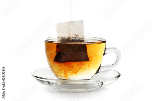 Foto op Plexiglas Thee cup of tea