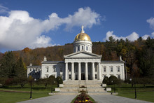 Vermont State House Capital Bu...