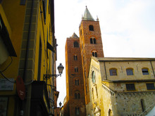 View Of Albenga Cathedral - Al...