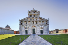 Pisa Cathedral Facade