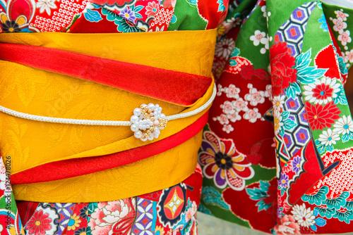 Valokuvatapetti japanese style kimono