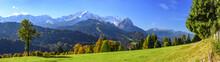 Herbstliche Natur In Oberbayer...