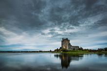 Old Irish Dunguaire Castle