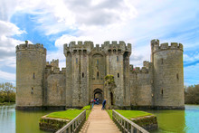 Bodiam Castle 14th-century Mo...