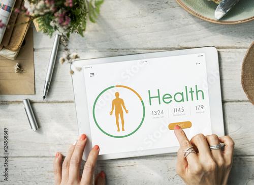 Fotografia  Health Illness Treatment Vitality Wellness Nutrition Concept