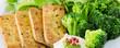 Tofu und Brokkoli