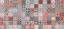 Ceramic Tiles Patterns From Po...