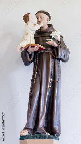Fotografia, Obraz  Saint Anthony of Padua