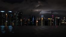 Night Illuminated Kuala Lumpur...