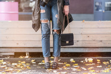 Fall Fashion Outfit Details. F...