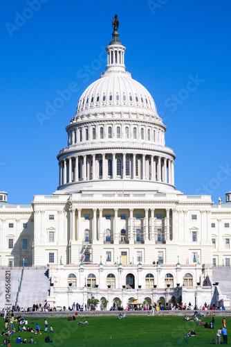 Ingelijste posters Centraal-Amerika Landen Capitol Building