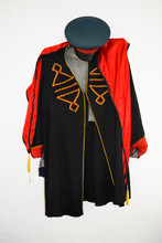 The Old Cossack Jacket And Cap. National Cossack Clothes