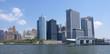 Panorama, New York Skyline