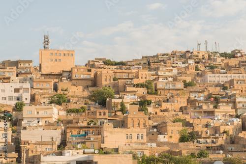 Staande foto Afrika Mardin, old town