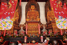 Buddhist Statues Jade Buddha T...