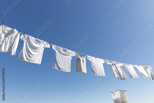 Foto  洗濯干し