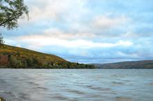 Canandaigua Lake On A Cloudy A...