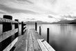 wooden jetty (249) lake chiemsee