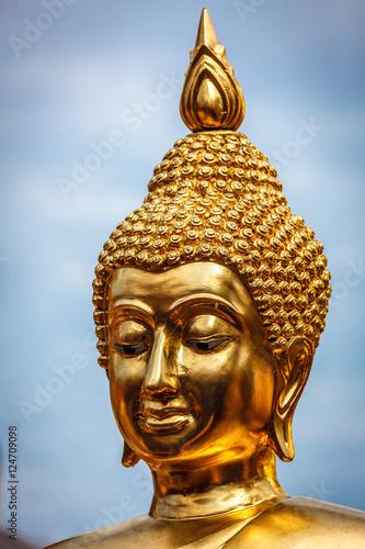 Buddha statue, Thailand Fototapeta
