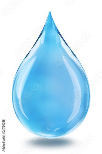 Fotografia, Obraz  Water Droplet
