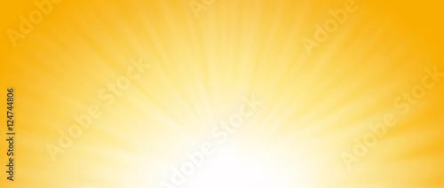 Obraz Shiny sun lights, abstract summer background and banner design. - fototapety do salonu