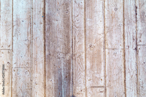 Poster Bois wooden background