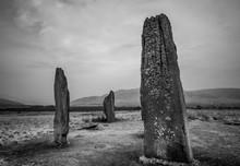 Isle Of Arran Standing Stones
