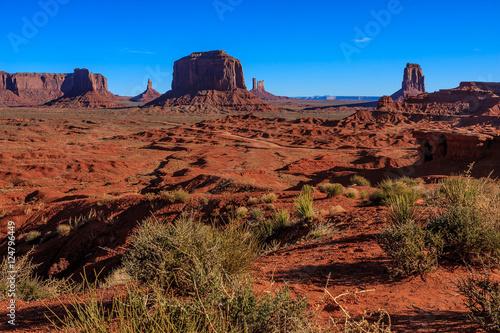 Fotografie, Obraz  Monument Valley National Park