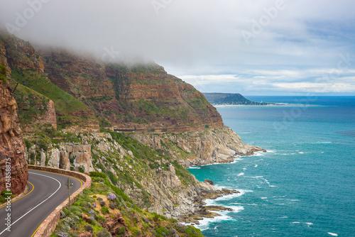 Valokuva  Chapman's Peak Drive, Cape Town, South Africa