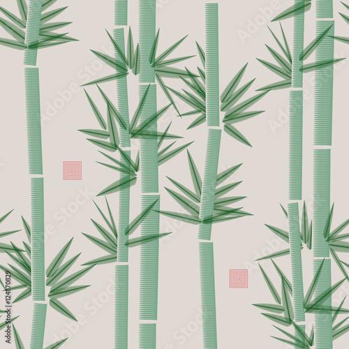 bambusowy-wzor-w-odcieniach-kosci-sloniowej-i-zielonym