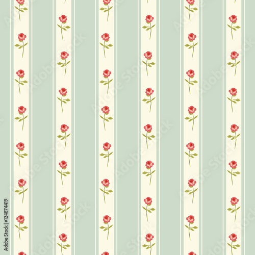 sliczny-wzor-shabby-chic-z-rozami-i-kropkami-idealnie-nadajacymi-sie-na-tekstylia-kuchenne-lub-posciel-zaslony-lub-tapete-wewne