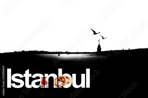 Photo  black istanbul