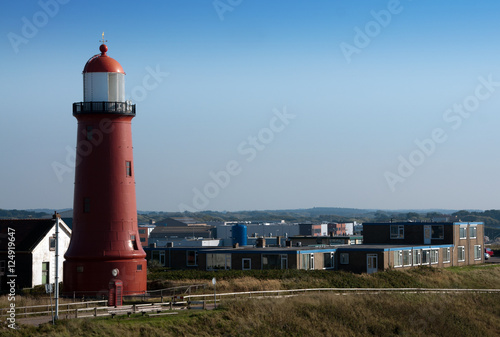 Fotografie, Obraz  Lighthouse in IJmuiden