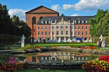 Treviri (Trier), Basilica Di Costantino E Kurfürstliches Palais - Germania