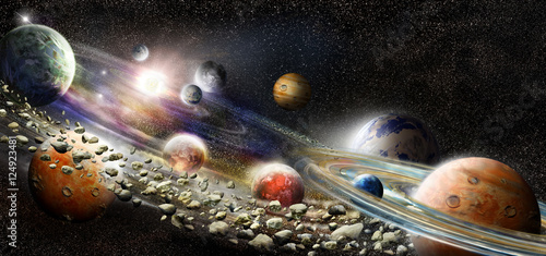 obcy-system-sloneczny-z-roznymi-planetami-bardzo-blisko-siebie