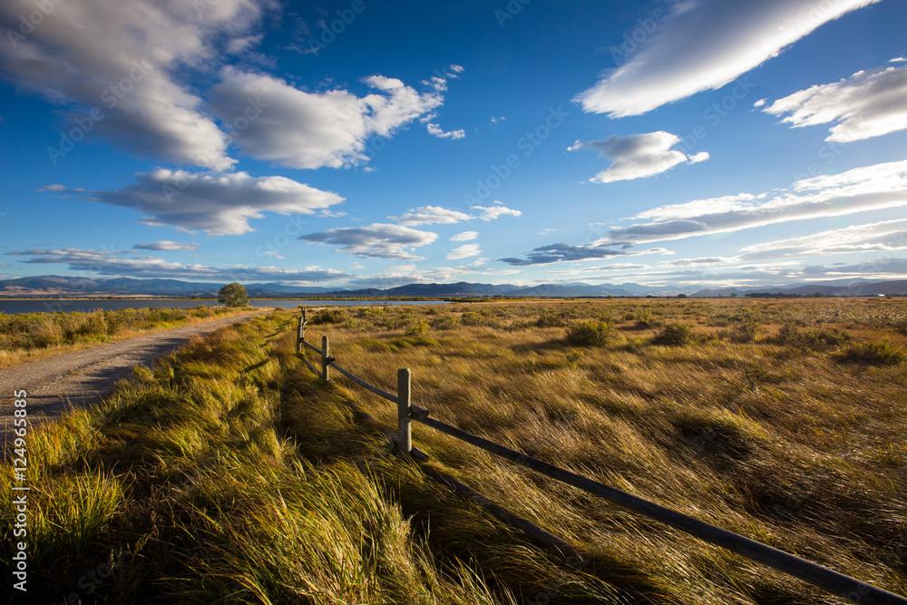 Fototapety, obrazy: Countryside in Western Montana
