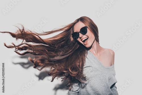 Fotografie, Obraz  Hair like fire.