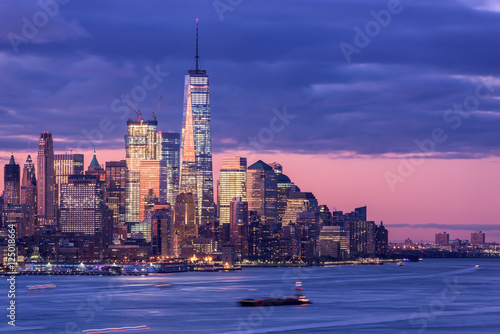Photo  Lower Manhattan Skyline