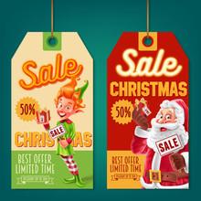 Christmas Tag For Sale